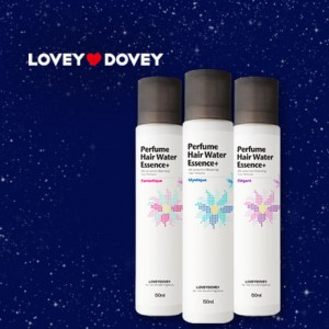 Lovey Dovey Perfume Hair Water Essence+  UV護盾護髮香水