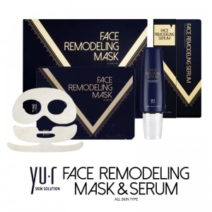 Yu.r Face Remodeling Mask 網狀緊膚拉提面膜 (一盒8片)