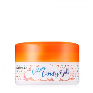 ALIVE:LAB Cotton Candy Ball  去黑頭棉花糖波波