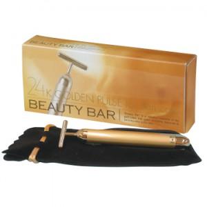 Beauty Bar 24K 純金電動離子美人棒