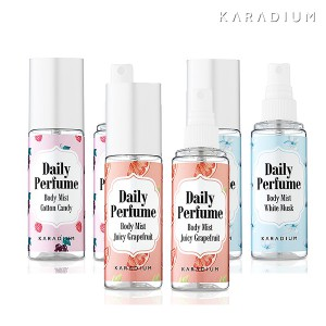 Karadium Daily Perfume Body Mist 日用香體/衣物香水噴霧