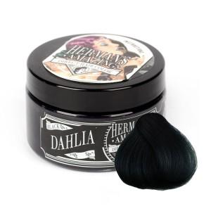 Herman's Professional Herman's Amazing Black Dahlia 赫爾文霧感顏色焗油 - 霧黑色 (無須漂染)