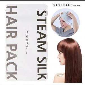 Yu Choo By Me 植物天然護髮蒸氣絲滑髮膜 (一盒5片)