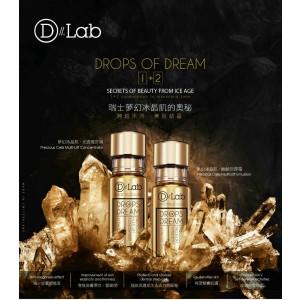 D.Lab Drops Of Dreams - Precious Cells Multi-Lift Concentrate 夢幻冰晶光透還原液
