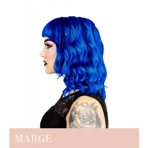 Herman's Professional Herman's Amazing Marge Blue 赫爾文霧感顏色焗油 - 藍寶石 (無須漂染)