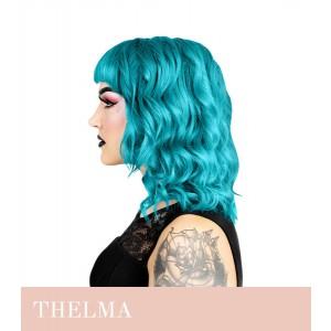 Herman's Professional Herman's Amazing Thelma Turquoise 赫爾文霧感顏色焗油 - 天使藍 (需漂染)
