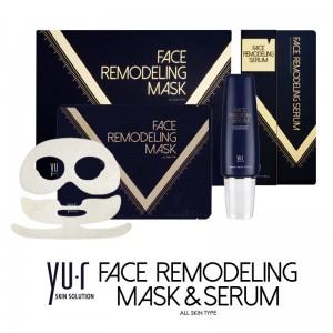 Yu.r Face Remodeling Mask 網狀緊膚拉提面膜 (一盒8片)